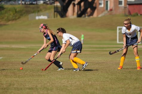 Field hockey rebuilding to the top