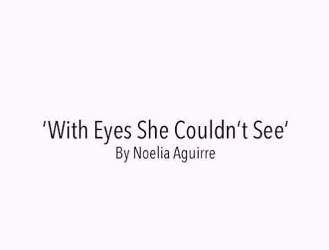 FICTIONAL NOVEL: 'With Eyes She Couldn't See' – Chapter 1