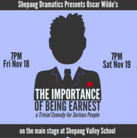 Shepaug Dramatics presents The Importance of Being Earnest