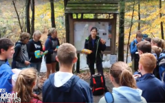 Outside Perspectives works with Shepaug Valley School