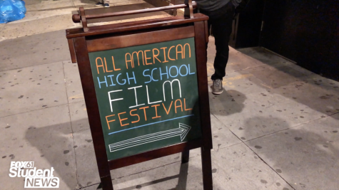 The All-American High School Film Festival brings student filmmakers together