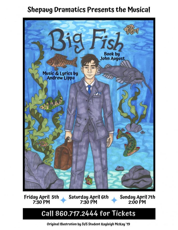 POSTPONED: Shepaug Dramatics Presents: Big Fish (The Musical)